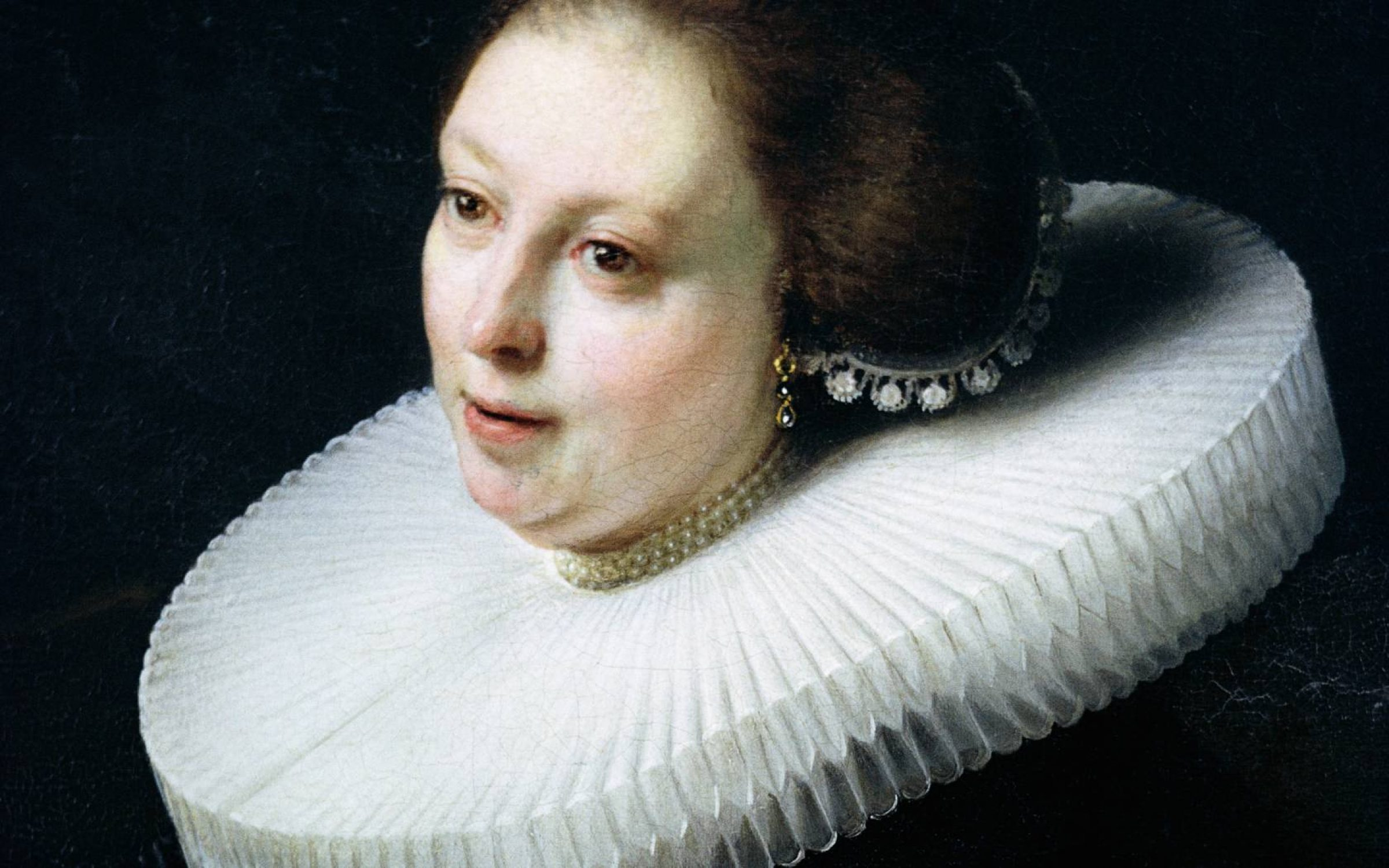 Rembrandt painting ruff