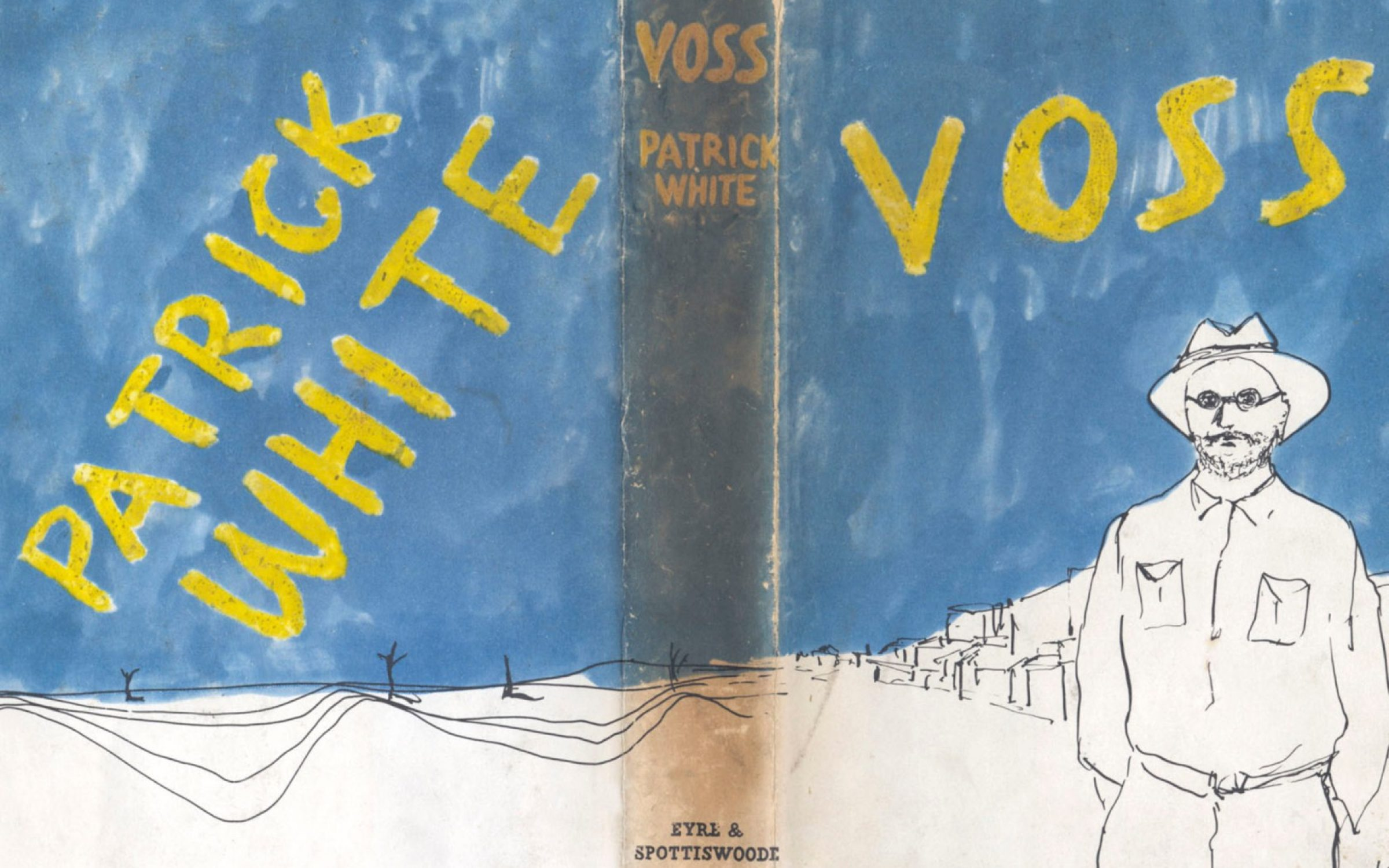 Voss was Patrick White's magnum opus. Credit: Culture Club / Getty Images.