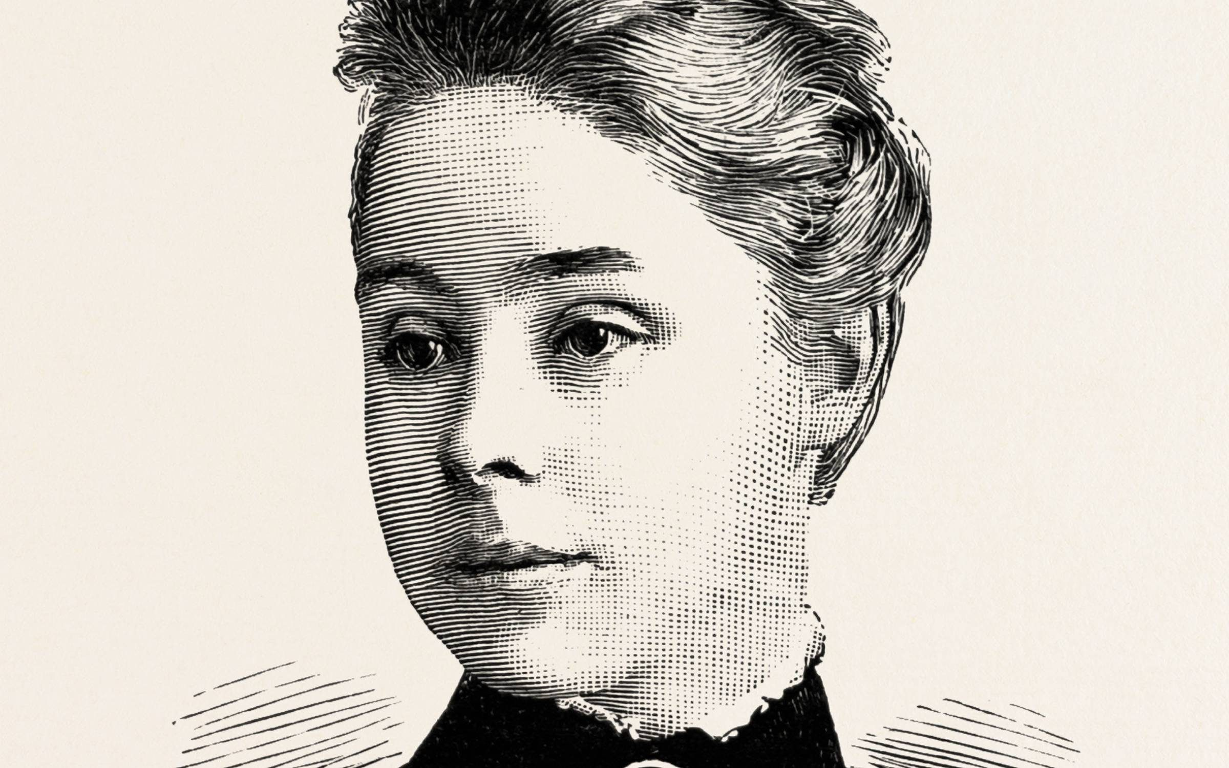 1890 engraving of Philippa Fawcett, the first female Senior Wrangler. Credit: Universal History Archive/Universal Images Group via Getty Images