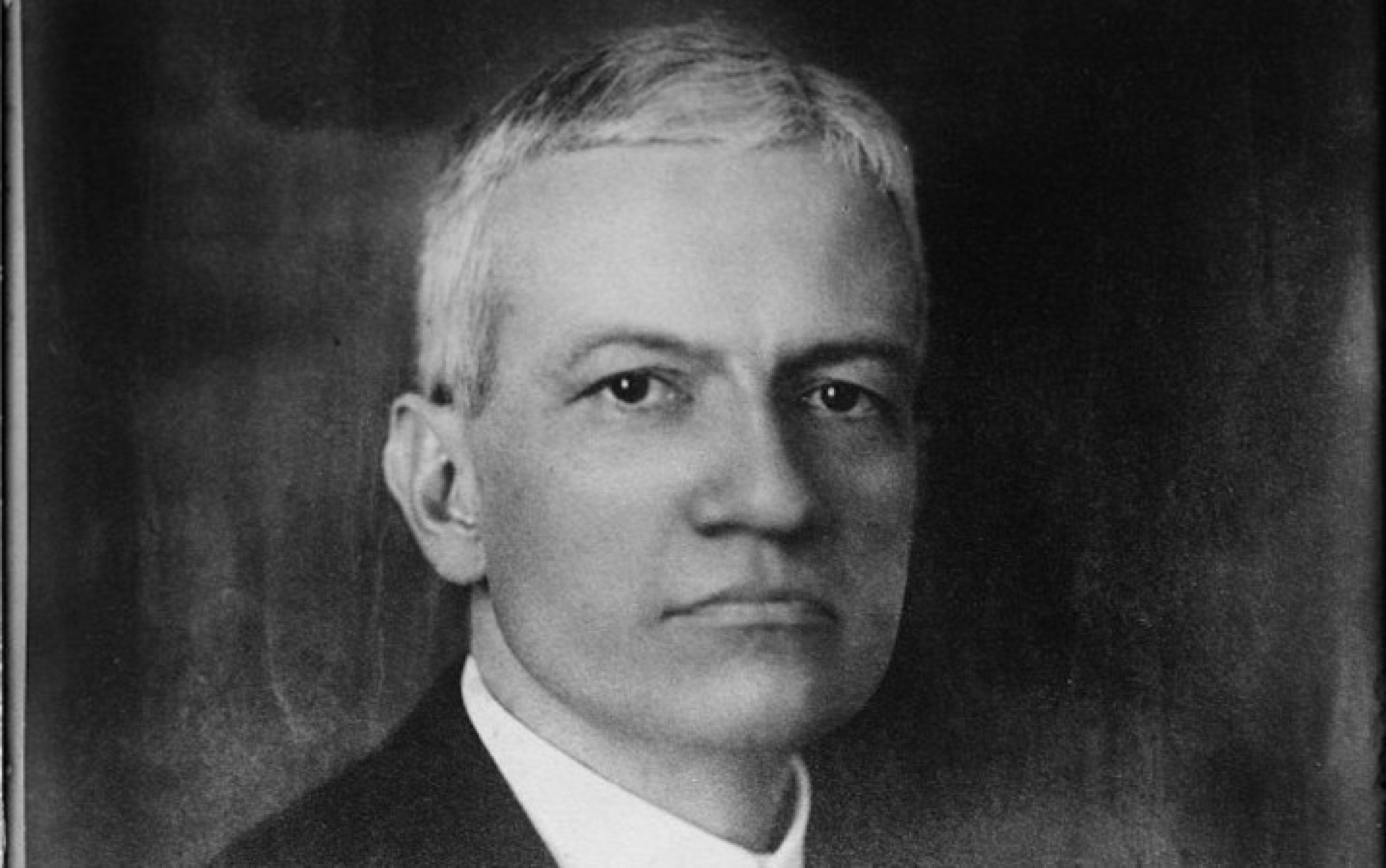Russell Cornell Leffingwell c.1913. Credit: Bain / Library of Congress/ Wikimedia Commons.